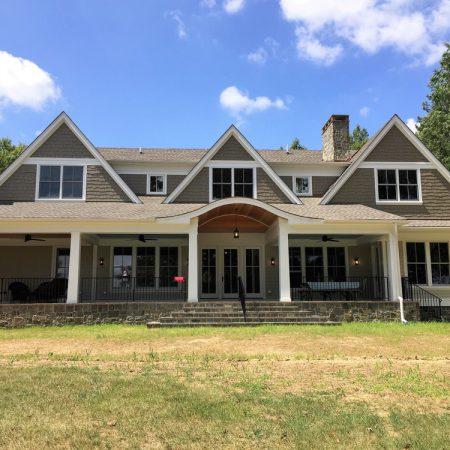 Elk River Waterfront Custom Home