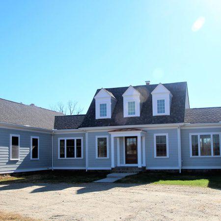 Morningstar Cottage Custom Home